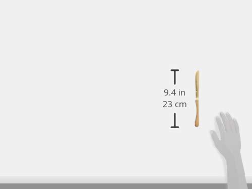Knork Original Titanium Coated Flatware Set 20 Piece Brass Gold