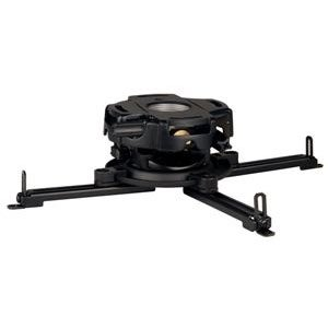Peerless Industries, Inc - Peerless Prg-Unv Precision Gear Projector Mount - 50 Lb Load Capacity - Aluminum - Black