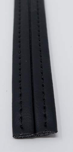 Bry-Tech Marine1 Hidem Marine Vinyl Upholstery Trim Black by 5 Yards Boat Auto