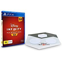 Disney Infinity 3.0 - Standalone Game + Base Portal (Playstation 4) (Best Console For Disney Infinity)