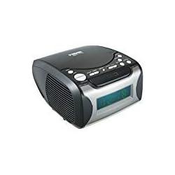 MyEasyShopping Naxa Digital Alarm Clock with Digital Tuning AM/FM Radio & CD Player, Naxa Digital Alarm Clock with Digital Tuning AM/FM Radio& CD Player, Dual FmAm Nrc Projection Electronics Cd Player