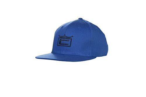 Cobra Golf 2019 Tour Crown Snapback Hat (Surf The Web) ()