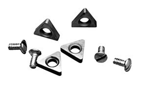 AMMCO 6914-10 Negative Rake Carbide Insert (10 Pack) by Ammco (Image #1)