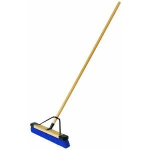 Dqb Industries 09942 Contractor Push Broom, 24""