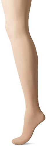 No Nonsense Women's Graduated Compression Smart Support Pantyhose, Bare Bisque, C