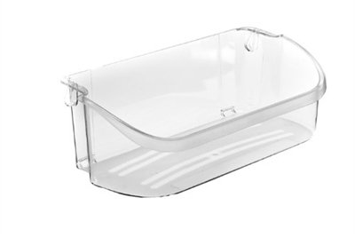 Edgewater Parts 240356402 Door Bin (Clear) Compatible with Frigidaire and Electrolux Refrigerator by Edgewater Parts