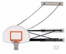 横開き壁マウントバスケットボールシステムwith 35
