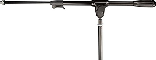 Heavy Duty Boom Arm (Utimate Support ULTI-BOOM PRO - TB  Telescoping Mic Boom Arm with One-touch Adjustment and StableLock Telescoping Lever)