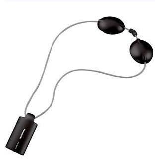 Nouveau noir col de réflexologie Panasonic EW-NA12-K basse fréquence thérapie de massage portable (Import Japonais)
