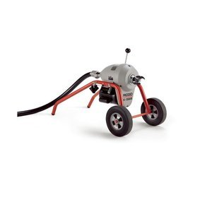 K1500 Drain (RIDGID 23717 K-1500B Sectional Machine, B Frame Sectional Sewer Machine with Easy Drain Auger Cable Changes, Drain Cleaner)