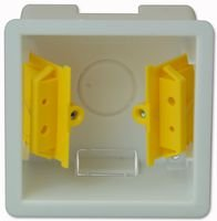 APPLEBY 1 GANG 47MM DRY LINING BOX - EA SFSB632 By APPLEBY BPSPL11780-SFSB632