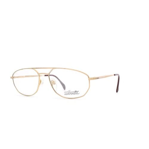 aa52c9f0d8 Silhouette - Montura de gafas - para hombre Dorado dorado 60% de descuento