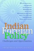 Download Indian Foreign Policy: Challenges and Opportunities (Foreign Service Institute) pdf