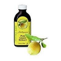 Flavorganics Extract Lemon Org