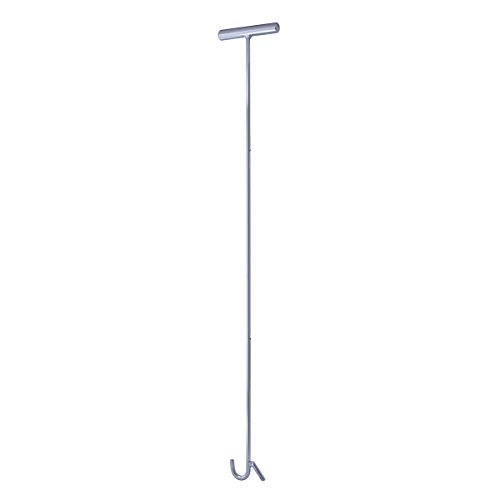 United Pacific 90013 Chrome 36'' Fifth Wheel PIN Puller W/Hook by United Pacific (Image #1)