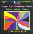 Poulenc Sextet (W.Marisa Blanes Piano). Taffanel Quintet For Winds. Jolivet Serenade For Wi