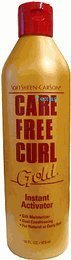 Care Free Curl GOLD Instant Activator-16oz by Carefree