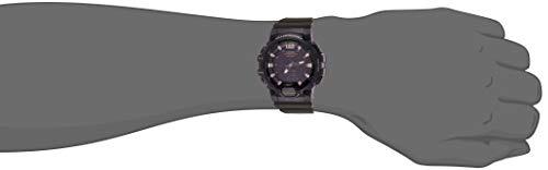 Casio Men's Dial Resin Band Watch - HDC-700-3AVDF