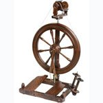 Kromski Sonata Spinning Wheel Walnut Finish W/Bag