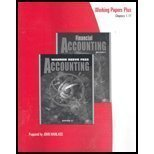 img - for Working Papers to Accompany Accounting, 21e Chapters 1-17 or Financial Accounting, 9e book / textbook / text book