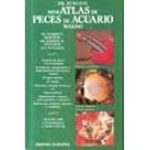 Dr. Burgess Mini-Atlas De Peces De Acuario Marino (Spanish) Paperback – 1998