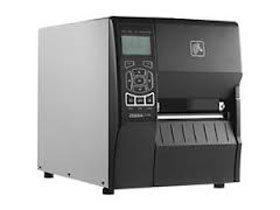 Zebra Stripe ZT230 Thermal Barcode Printer Tested W/ Prints
