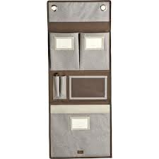 Thirty One Hang Up Room Organizer Grey product image