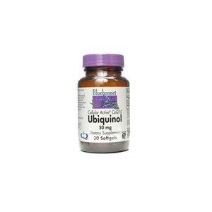 30 Softgels Vegetarian (BlueBonnet Ccellular Active CoQ10 Ubiquinol Vegetarian Softgels, 50 mg, 30 Count by Blue Bonnet)