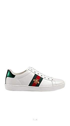 28fd2afbc29d Luxury-gucci High-end Casual Classic Fashion Shoes White