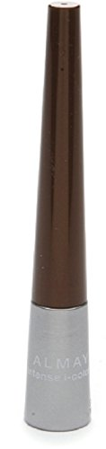 Almay intense i-color Play Up Liquid Liner, Brown Topaz 022, 0.8-Ounce Packages (Pack of 2)