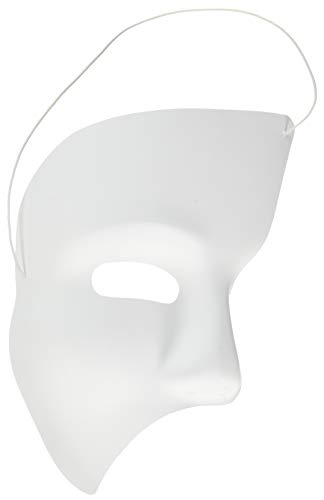 Phantom Mask- White