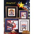 - STONEY CREEK COLLECTION *Colors Of Freedom* Designs for Counted Cross Stitch Book 272
