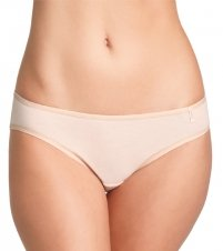 DKNY Classic Comfort Bikini, L, Skinny Dip
