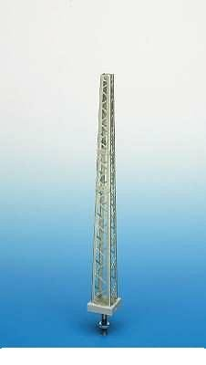 Sommerfeldt 126 H0 HO Oberleitung Turmmast 160 mm hoch lackiert