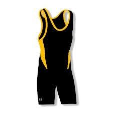 High Cut Wrestling Singlet (Brute Bolt High Cut Lycra® Wrestling Singlet)
