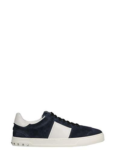 Valentino Garavani Men's Qy0s0a08larm15 White/Blue for sale  Delivered anywhere in USA