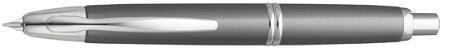 Namiki Vanishing Point Gun Metal Gray Fountain Pen Medium Nib by Pilot