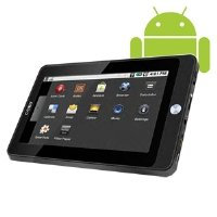 - Coby Kyros MID7015-4G 7-Inch Android  Internet Touchscreen Tablet - Black