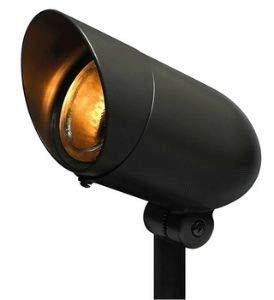 Line Voltage Landscape Lighting - Hinkley 54000BZ Landscape Line Voltage Spot Light, Small, Bronze