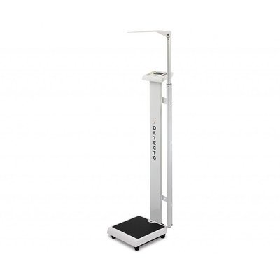 Prodoc Series Comfort Height Doctor Scale Style: Digital Height Rod by Detecto