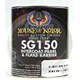 House of Kolor SG150 Intercoat Pearl and Flake Karrier 1 Quart