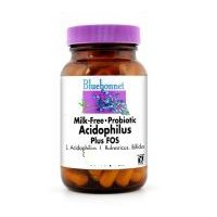 Milk-Free Probiotic Acidophilus plus FOS 250 Vcaps 3-Pack