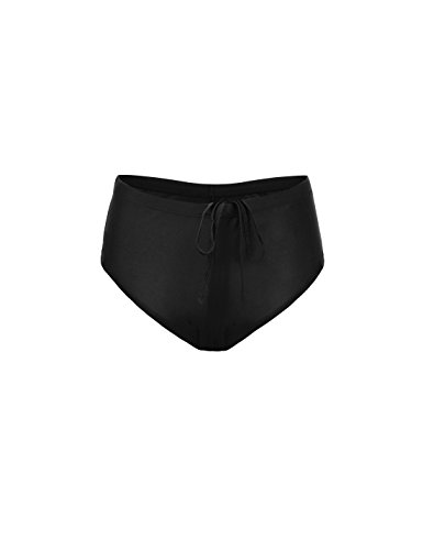 51dc0d19849c8 Nonwe Women s Plus-Size Swimsuit Retro Print Two Piece Pin up Tankini  Swimwear
