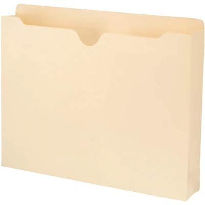 SMD75603 - Smead 75603 Manila Reinforced Top Tab Jackets with Antimicrobial Product Protection ()