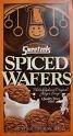 Sweetzels Spiced Wafer Philadelphia Ginger Snaps- 2 boxes