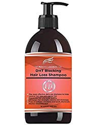 Hair Restoration Laboratories' 2018 DHT Blocking Hair Loss/Hair Regrowth Shampoo. Over 20 DHT Blockers. Daily Use for Men & Women. 16 Ounces.