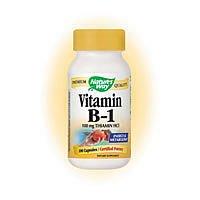Nature Way Vitamine B1, 100