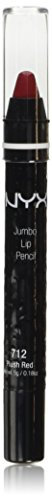 NYX Cosmetics Jumbo Lip Pencil Plush Red -  NYX-JLP712