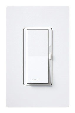Lutron Fan Single Pole 3 Way 1.5 Amp White