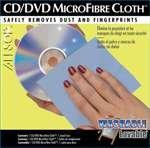 ALLSOP CD Microfiber Cloth